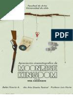 Trabajo Moonrise Kingdom