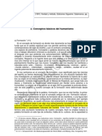 36169421 Gadamer H G Conceptos Basicos Del Humanismo Formacion