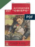 Los Crimenes Del Obispo