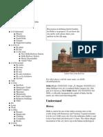 Wikitravel - Delhi and Agra