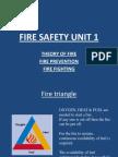 1. Fire Safety Unit 1