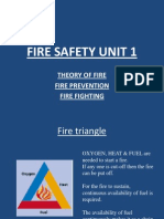 1. Fire Safety Unit 1