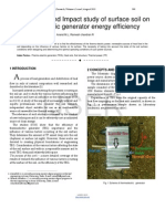 Researchpaper Assessment and Impact Study of Surface Soil on Thermoelectric Generator Energy Efficiency