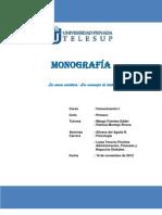Monografia - La Nueva Escritura, Los Mensajes de Texto