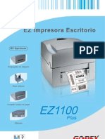 EZ1100 Plus Brochure Es
