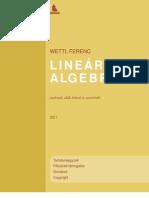 Lineáris algebra