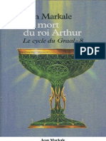 La Mort Du Roi Arthur - Jean Markale
