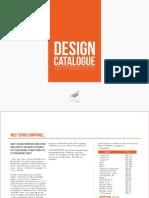 Verre Design Catalogue