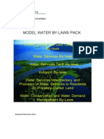MODEL WATER BY-LAWS PACK.doc