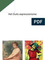 Duits Expressionisme