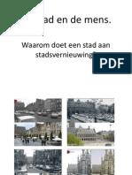 Stadsvernieuwing in Leuven