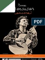 Lowden Signature Artist Pierre Bensusan celebrates 40 years of performances