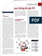En Busca Del Motor Stirling Del Siglo XXI{Dyna{Tekniker