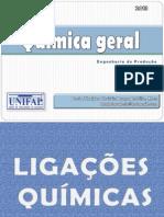 LIGACOES QUIMICAS 2013