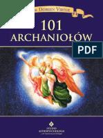 Doreen Virtue - 101 Archaniołów (fragmenty)