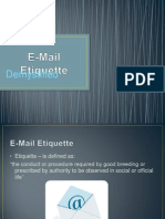 Demystifying Emails