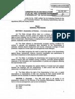 LAWS ON KASAMBAHAY DOMESTIC HELPER