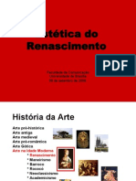 Estética+do+Renascimento