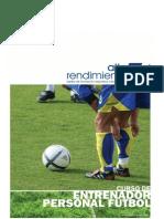 Curso de Entrenador Personal de Fútbol