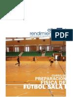 Curso Preparación Física de Fútbol Sala I