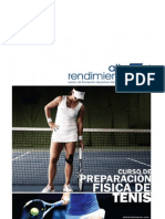 Curso Preparación Física de Tenis
