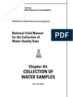National Field Manual for water