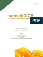 S.DICE Prospectus Full