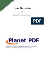 Anna Karenina NT