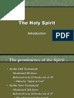 The Holy Spirit1
