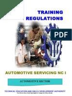 TR Auto Servicing NC I.doc