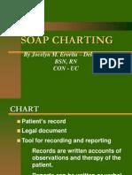 Charting SOAPIE