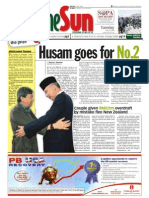thesun 2009-05-26 page01 husam goes for no