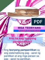 Ppt - Mga Teoryang Pampanitikan