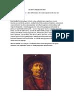 Processo de cabeça de Rembrandt