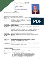 Cv - Marcos Sinate