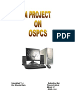 A Project Ospcs