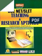Teaching & Research Aptitude