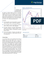 Daily Technical Report, 06.08.2013
