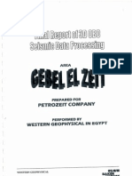 Final Report of 3D OPC Seismic Data Processing by WG
