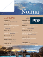 Fimirida Noima / Revista Noima nr. 3