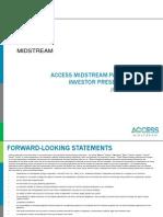 July 2013 ACMP Investor Presentation