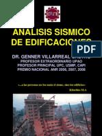 Analisis Sismico de Edificaciones