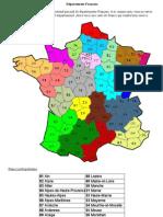Départements Français - par Dundee33