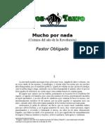 Obligado, Pastor - Mucho Por Nada
