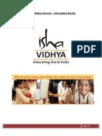 Isha Vidhya Info Docket 2012 13 v9