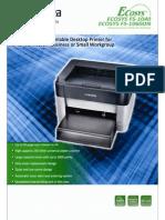 Aquarius Printer