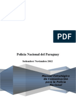 MANUAL ESTRATÉGICO DE COMUNICACIÓN PN  FINAL