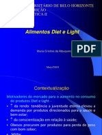 Aula Diet e Light 2010