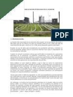 Apuntes Sobre La Explotacion Petrolera en El Ecuador
