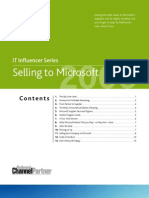 Rcp 2006 Selling Microsoft